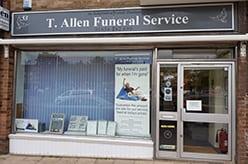 Terry Allen Strood Office