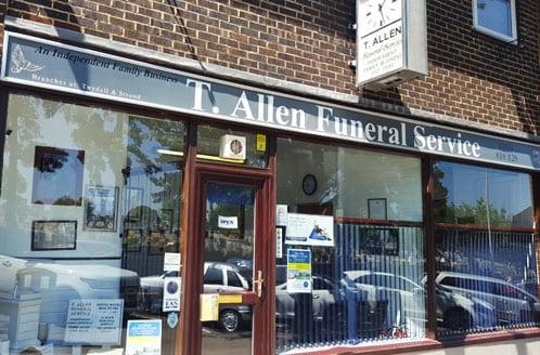 T Allen Funeral Services in Rochester