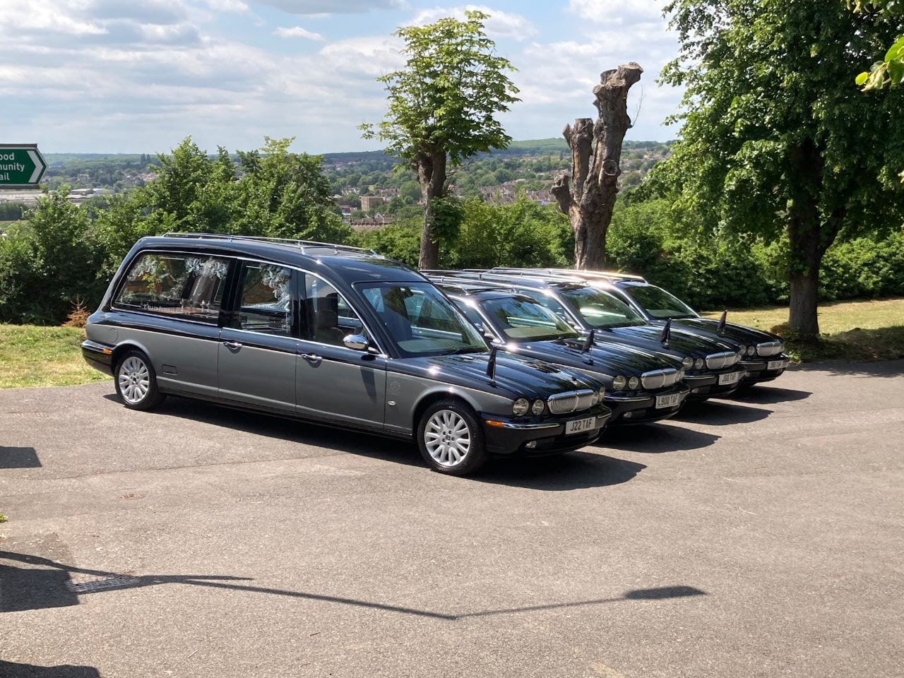 Terry Allen Funeral Cars