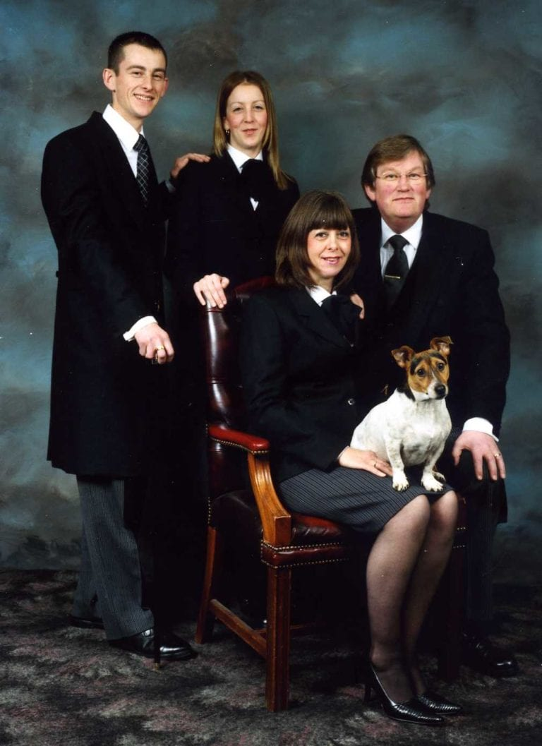 Terry Allen Family